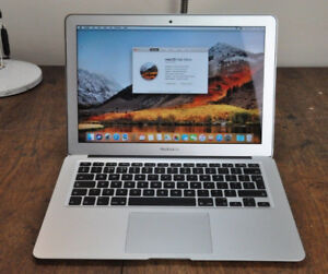 Macbook Air (13-inch, Mid-2013) 1.3GHz/4GB RAM/128GB SSD