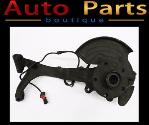 VW Passat Audi A4 A6 Front Right Axle Bearing Carrier 8D0407258