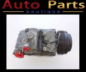 BMW 325i X3 2002-2006 OEM A/C Compressor w/Clutch 64526916232