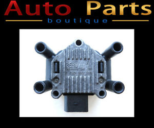 VW BEETLE GOLF 1998-2015 OEM BERU IGNITION COIL  0040402003