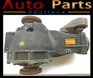 Audi A6 A8 S4 2002-2008 DIFFERENTIAL 01R525131G