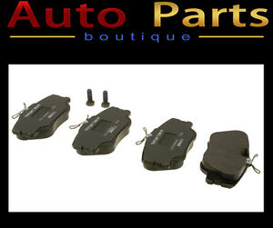 MERCEDES 190/300 SERIES 1986-1993 FRONT BRAKE PADS 0014200720