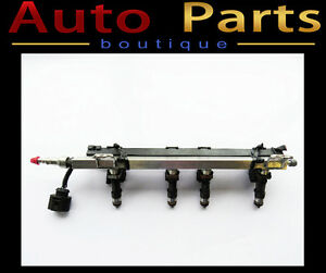 Volkswagen Golf 2002-2012 OEM Fuel Injector Rail 06A133317AJ