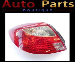Kia Rio 2001-2002 Tail Light Assembly Left 0K32A51160A