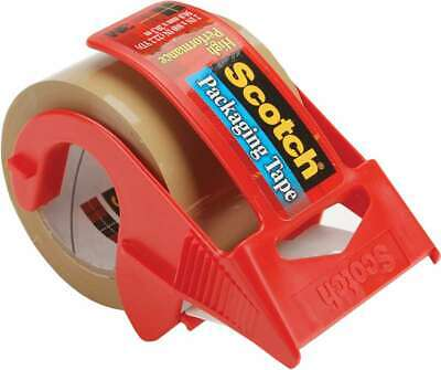 Scotch Packaging Tape 2x800 Tan 051131642058
