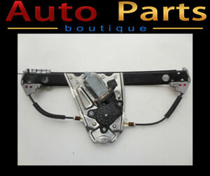 MERCEDES S500 1998-2006 RL WINDOW REGULATOR W/MOTOR 2207300346