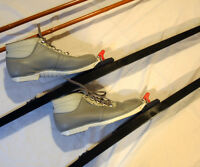 Men 9.5-10 WOMEN 10-11 Cross Country SNS SKI PACKAGE SEE VIDEO