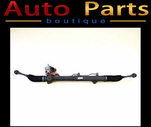 Audi A6 3.2L 2005-2008 Power Steering Rack And Pinion 4F1422065R
