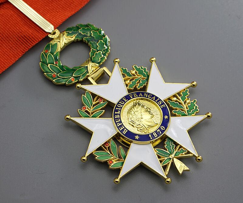 French Legion of Honour(Commander Class),3rd Republic