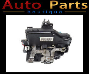 VW GTI Touareg 04-09 Door Lock Actuator Front Left 3D1837015AD