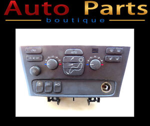 VOLVO V70 S60 2000-2005 OEM A/C HEATER CONTROL UNIT 8682930