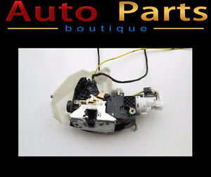 Mercedes-Benz 00-06 OEM Genuine Rear Left Door Lock 2207301935