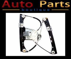 Mercedes C320 02-07 OEM Window Regulator Front RH 2037201846