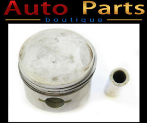Porsche 911 Turbo 1970-1971 OEM MAHLE 84mm Piston 084072