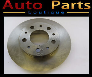 Volvo 740,745,760 1983-1990 Disc Brake Rotor Front 3487 NEW