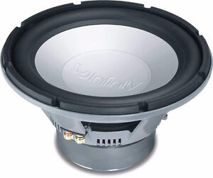 """Infinity Kappa Perfect 12.1 12"""" 4-oh sub woofer"""