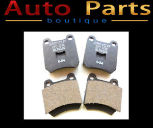 AUDI VW  1973-1980 OEM JURID REAR BRAKE PADS DB145