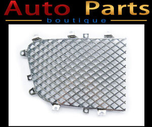 Bentley Continental GT GTC 2006 OEM Front Right Grill 3W0853684A