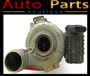 Mercedes E350 ML320 05-2016 turbocharger & Actuator 6420905780