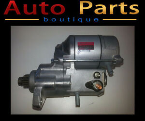 Jaguar XF XJR XK 1997-2010 NEW OEM Genuine Starter AJ83990