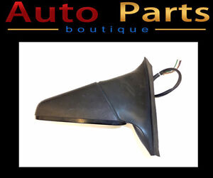 Audi 5000 1984-1988 OEM LEFT DOOR MIRROR 443857501