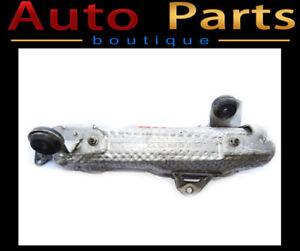 Mercedes E GL ML S 11-17 OEM Heat Protector Left 6420902941