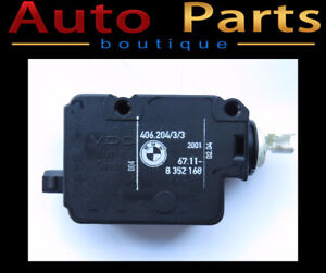 BMW 525i 740i M5 1995-2003 OEM FUEL DOOR ACTUATOR 67118352168
