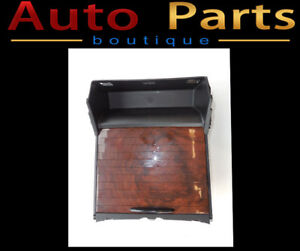 Mercedes W166 ML 2012+ OEM Center Console Cup Holder w/Ashtray