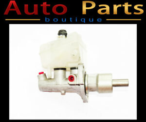 Mercedes-Benz 86-97 Brake Master Cylinder w/Reservoir 0044307501