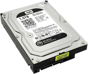Western Digital Harddrives