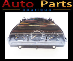 Mercedes ML320 ML430 1998-2002  Instrument Cluster 1635400347