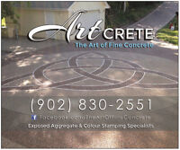 ARTcrete The Art of Fine Concrete