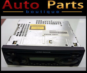 Land Rover Discovery 2 2002-2004 Radio CD Player XQE000171PMA