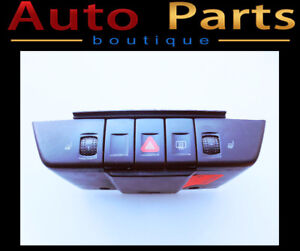 VW Beetle 98-2010 OEM Dashboard Center Multi-Switches 1C0857857C
