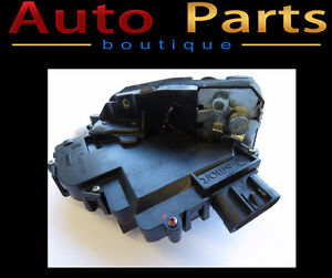 Smart Fortwo OEM Right Side Door Lock Assembly A4517200635