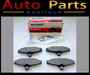 Camaro, Corvette & Firebird 1985-1997 Brake Pad Set 7301D413