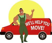 Moving, Dump Runs, Yard Waste, Furniture Delivery, Odd Jobs, etc