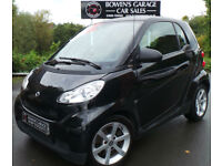 2009 (59) SMART FORTWO 1.0 PULSE MHD AUTO - LOW MILES - £20 TAX - FULL S/HISTORY