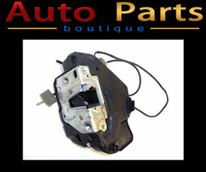 MERCEDES C320 C230 2001-2007 DOOR LOCK REAR LEFT 2037300335