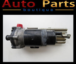 Mercedes-Benz 2003-2012 Auxiliary Water Pump 0005000186