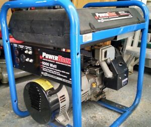 Generatrice  power generator