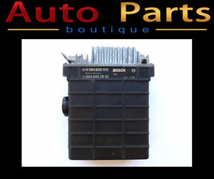 Mercedes-Benz 420SEL 1979-1991 OEM ECU ECM UNIT 0045453932
