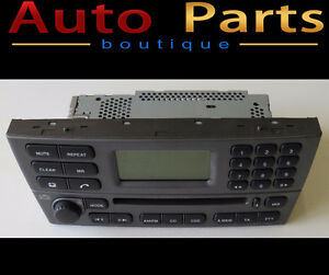 Jaguar X Type 2004-2008 OEM Genuine Radio CD Player C2S46372E