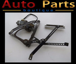 Mercedes-Benz 300SE 1986-1991 FR Window Regulator 1267201846
