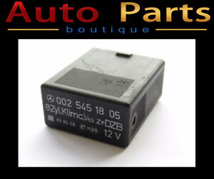 Mercedes-Benz 1986-1991 OEM A/C Relay 0025451805