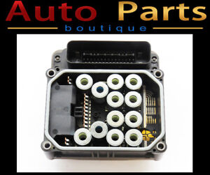 BMW 5 Series 2012-2014 OEM ABS Control Unit 34526852829