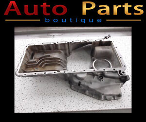 BMW 5 6 7 Series  2002-2010 OEM  Engine Oil Pan 11137544593