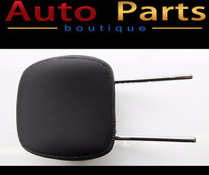 Mercedes C250 C300  2014+  Black Front Headrest 2059703350 9D88