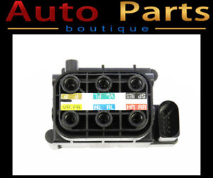 Mercedes S ML GL 2007-2017 OEM Suspension Valve Block 2123200358
