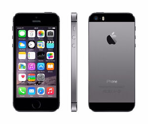 Unlocked 16GB iPhone 5S Space Grey w/ OtterBox - Well Maintained